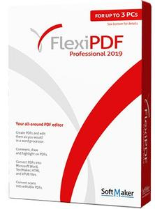 SoftMaker FlexiPDF 2019 Professional 2.0.4 Multilingual + Portable