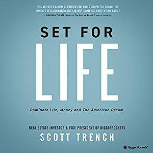 Set for Life: Dominate Life, Money, and the American Dream [Audiobook]