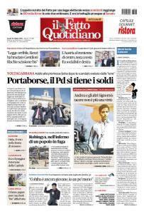 Il Fatto Quotidiano - 16 Ottobre 2017