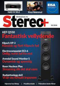 Stereo+ Nr.2 2018