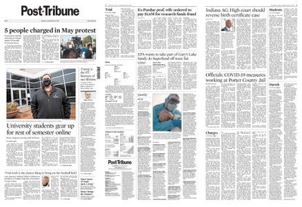 Post-Tribune – November 30, 2020