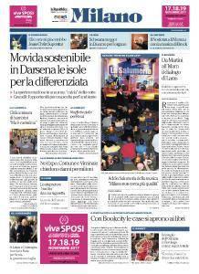 la Repubblica Milano - 16 Novembre 2017