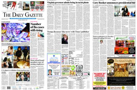 The Daily Gazette – February 02, 2019