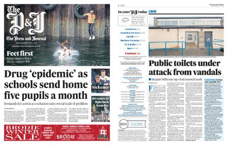 The Press and Journal Moray – December 27, 2019