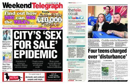 Evening Telegraph First Edition – August 26, 2017