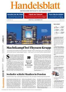 Handelsblatt - 06. November 2018