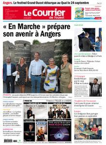 Le Courrier de l'Ouest Angers – 06 septembre 2021