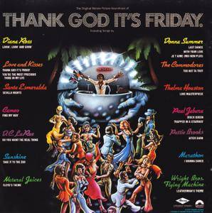 Various Artists - Thank God It's Friday (OST) [2CD] (1978) [1997, Remastered Reissue] *Re-Up*