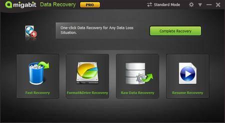 Amigabit Data Recovery Pro 2.0.7.0 Multilingual