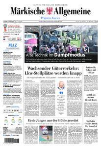 Märkische Allgemeine Prignitz Kurier - 09. Juli 2018