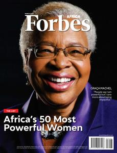 Forbes Africa - March 2020