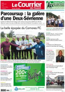 Le Courrier de l'Ouest Deux-Sèvres – 20 mai 2019