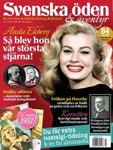 Svenska Öden & Äventyr – september 2016