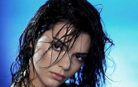 LOVE Advent 2016: Day 5 - Kendall Jenner by Hype Williams