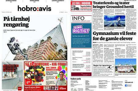 Hobro Avis – 16. oktober 2018