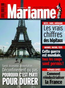 Marianne - 10 avril 2020
