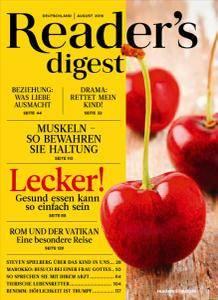 Readers Digest Germany - August 2016
