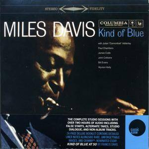 Miles Davis - Kind Of Blue (1959) {2016 2CD Legacy Edition Classic Album Series 88985363572}