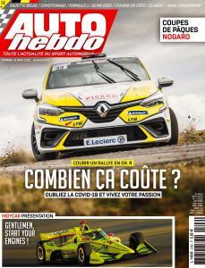 Auto Hebdo - 8 Avril 2021