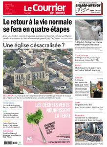 Le Courrier de l'Ouest Cholet – 30 avril 2021