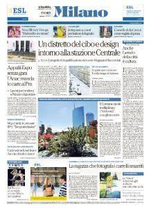 la Repubblica Milano - 18 Ottobre 2017
