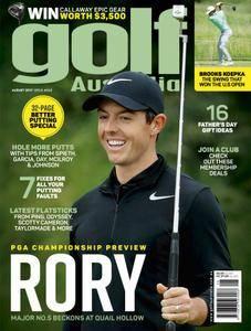 Golf Australia - August 2017