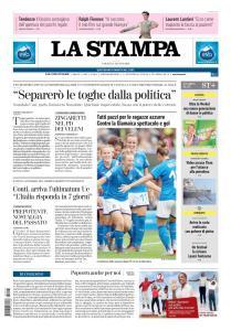 La Stampa Torino Provincia e Canavese - 15 Giugno 2019