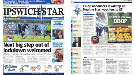 Ipswich Star – April 06, 2021