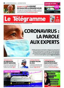 Le Télégramme Landerneau - Lesneven – 04 mars 2020
