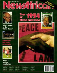 New African - January 1995