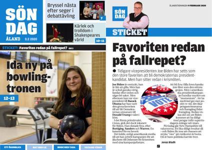 Ålandstidningen – 09 februari 2020