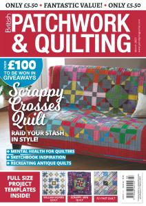 Patchwork & Quilting UK - March 2021