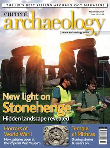 Current Archaeology - Issue 296
