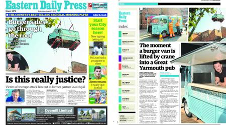 Eastern Daily Press – August 07, 2019
