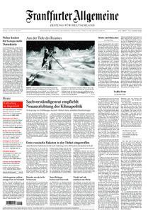 Frankfurter Allgemeine Zeitung F.A.Z. - 13. Juli 2019