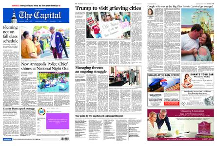 The Capital – August 07, 2019