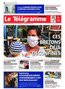 Le Télégramme Concarneau – 10 mai 2020