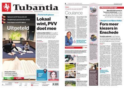 Tubantia - Enschede – 22 maart 2018