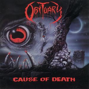 Obituary - Cause Of Death (1990) {R/C//Roadrunner}