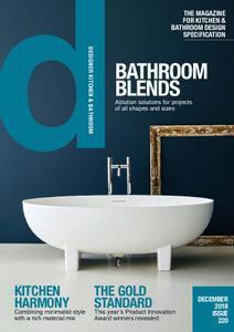 Designer Kitchen & Bathroom – December 2018