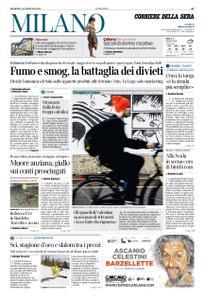 Corriere della Sera Milano – 19 gennaio 2020