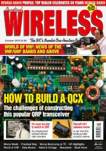 Practical Wireless - October 2019