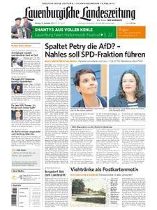Lauenburgische Landeszeitung - 26. September 2017