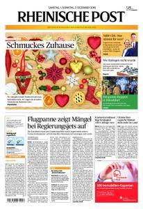 Rheinische Post – 01. Dezember 2018