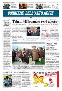 Corriere dell'Alto Adige - 19 Giugno 2018