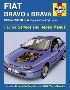 Fiat Bravo Brava 1995-2000 Repair Manual