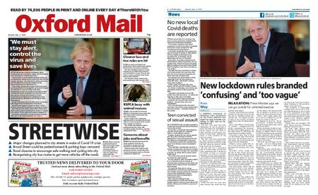 Oxford Mail – May 11, 2020