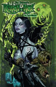 Tarot-Witch of the Black Rose 123 2020 Digital DR & Quinch