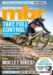 Mountain Bike Rider - November 2021