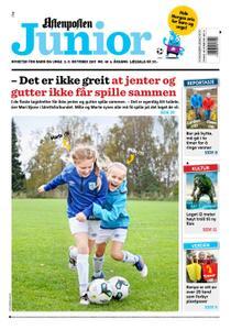 Aftenposten Junior – 03. oktober 2017